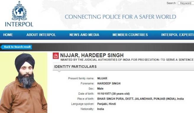 interpol-nijjar-hardeep-singh